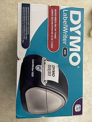 Dymo Labelwriter 450 Label Printer. New In Box Minor Box Damage.