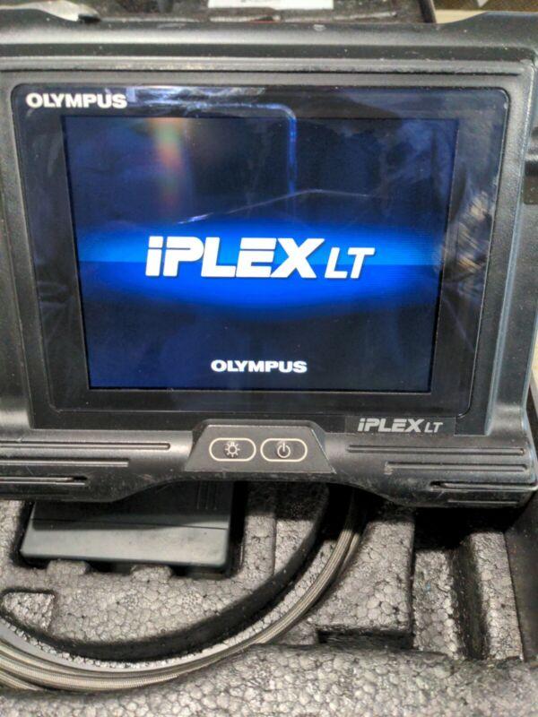 Olympus iplex LT industrial borescope