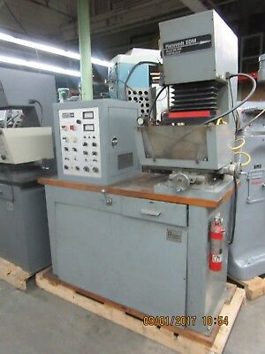 Hansvedt Edm Model Sm-150b Electrical Discharge Machine