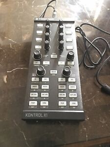 DJ, Tracktor controller, like new, every button works