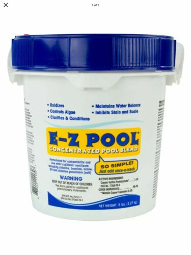 E-Z Pool 5lb Bucket