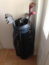 Brosnan-Bag-with-Left-Handed-Golf- Heathridge Joondalup Area Preview