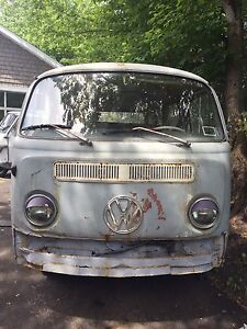 VW bus/van/Kombi parts wanted