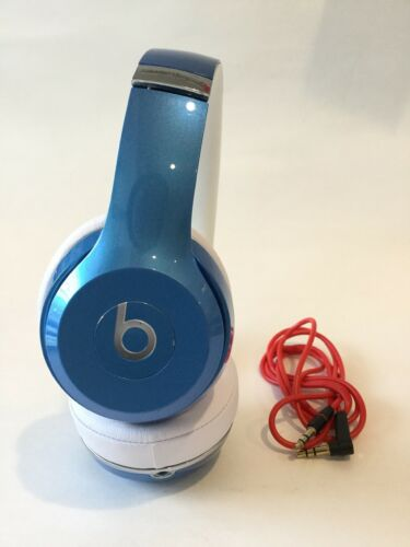 Beats by Dr. Dre Solo2 Wired Headband Headphones - Luxe Edition - Blue