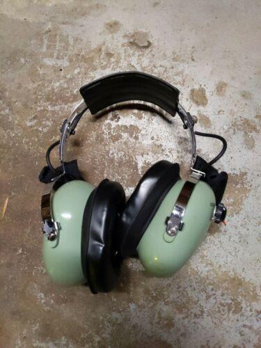 David Clark ENR 40752G-01 hearing protector earmuffs