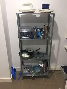 Basic shelves Homebush Strathfield Area Preview