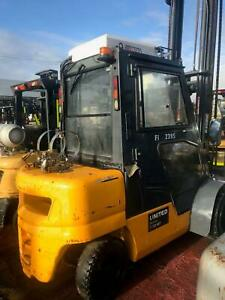 3.0T NISSAN FORKLIFT WITH CABIN & AIR CON!!! Welshpool Canning Area Preview