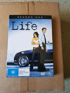 Life season one 3 Dvd set