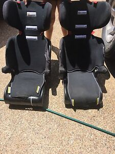 2 x Booster seats $5 each Condon Townsville Surrounds Preview