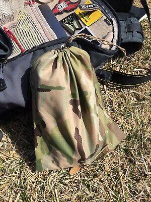 LIVESOUTSIDE DWR Multicam Camo Stuff Sack Hyperlight Bag Medium Breathable New!!](Camo Stuff)