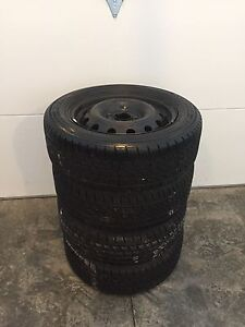 TOYO SUMMER TIRES WITH RIMS