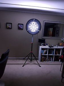 Winmau Stand. Target 360 light. Winmau blade 4 Board and ring, Sydney City Inner Sydney Preview