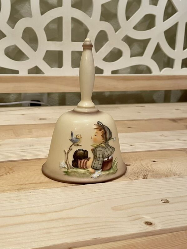 Hummel 1992 Annual Bell Fifteenth Edition Goebel Made in Germany Porcelain