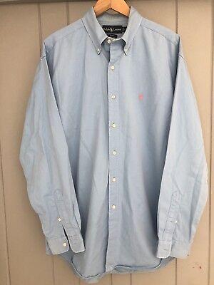 Ralph Lauren Polo Mens Blake Shirt Size Large