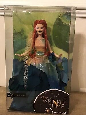 A Wrinkle In Time Mrs. Whatsit Barbie Doll NRFB