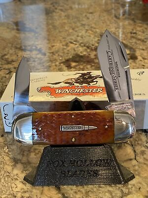 Winchester Sunfish Knife W 18 29112 BO Cartridge Series