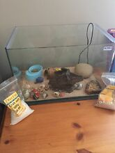 Crazy Crab Tank / Aquarium / Enclosure Hillarys Joondalup Area Preview