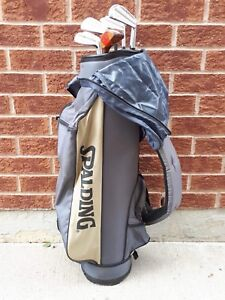 Spalding Youth Golf Set  Right handed