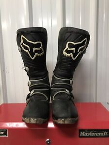 Bottes motocross Fox Racing grandeur 12