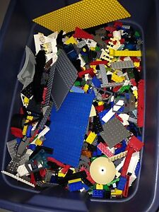 Lego lots for $80