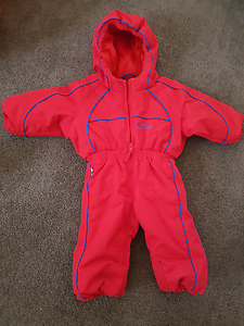 Bambini Ski Suit - Size K1 (Excellent Condition) Jerrabomberra Queanbeyan Area Preview