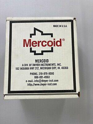 Mercoid Control Switch Daw-7033-153-5 New Bj