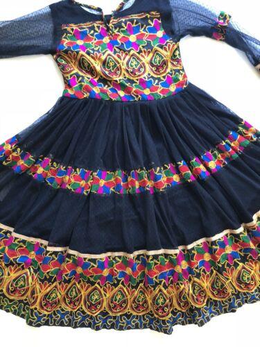 Afghanische Kleidung Afghane Traditionelle Bekleidung Panjabi Anarkali