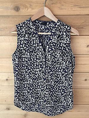 Nordstrom  Womens Sleeveless Blouse Size M