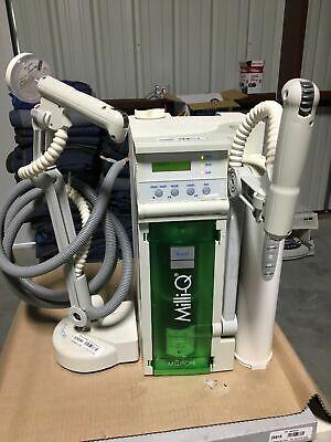 Millipore Milli-q Biocel Ultra-pure Water Purification System Zmqs60f01 Stand