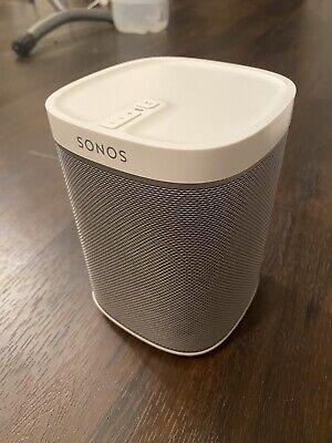 Sonos PLAY 1 Compact Wireless Speaker - White