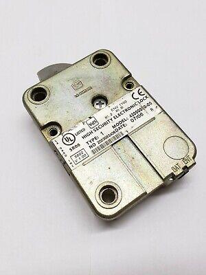 La Guard Inc Brand Electronic Safe Lock 4200000000 Swing Bolt Locksmith