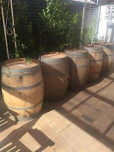 Wine Barrels North Beach Stirling Area Preview