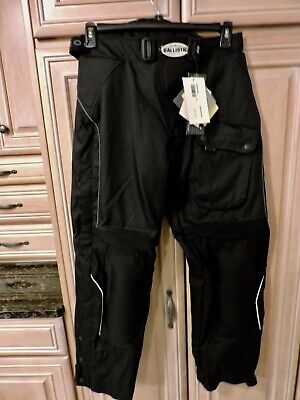 Women's Joe Rocket Ballistic Touring Motorcycle Pants Size Medium 10-12 NWT