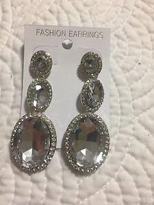 New dangling earrings