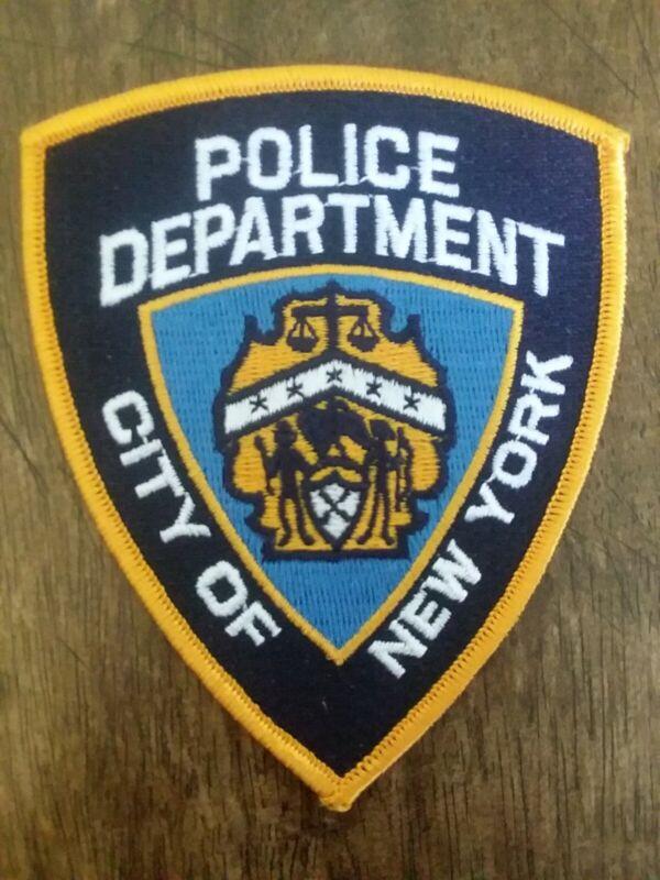 Police Patch New York City