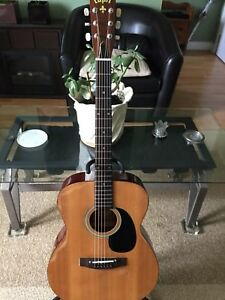 Capri Vintage Acoustic Guitar model # 315- $125 OBO