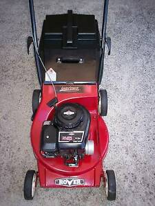 BRIGGS STRATTON ROVER 4 STROKE,SERVICED LAWN MOWER.CATCHER! Runcorn Brisbane South West Preview