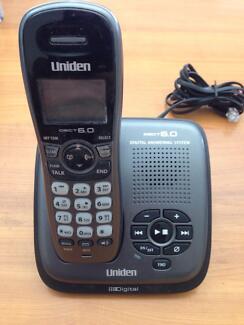 Uniden Phone Answeing Machine