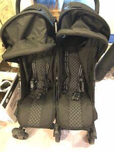 Guzzie Guss Double stroller