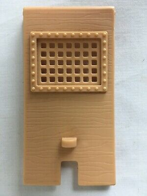 Fisher Price Great Adventures 1994 Pirate Ship Replacement Deck Hatch Trap Door