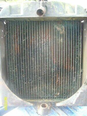 Allis Chalmers Radiator Wc Wd Wf Wd45 Gas Or Lp