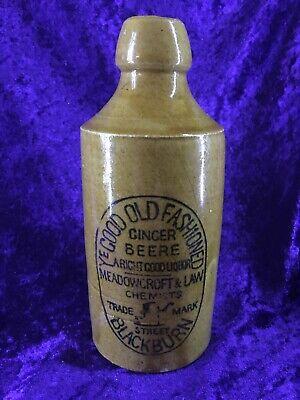 Old Vintage Antique Ginger Beer