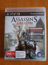 Playstation 3: Assassin's Creed 3 Ashfield Ashfield Area Preview