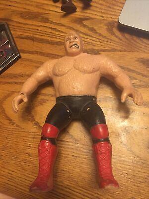 Vintage 1986 George Animal Steele LJN Titan Sports Wrestling Action Figure WWF