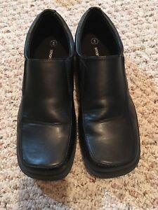 Boys' Black Dress Shoes - Size 5