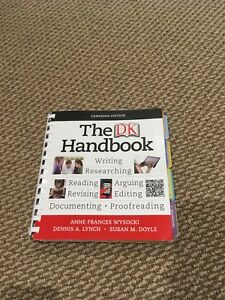 The DK Handbook- for Sheridan College Students