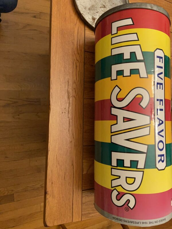 Life Savers Candy Advertising Store disp