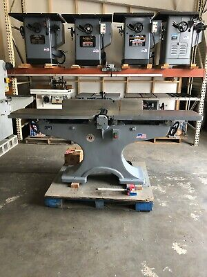 Crescent 12 Jointer Direct Drive
