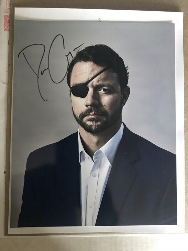 dan crenshaw Signed Photo 8x10.