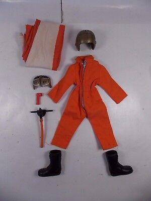 Fighter Pilot Outfit (VINTAGE GI JOE FIGHTER PILOT OUTFIT & PARACHUTE 1967)